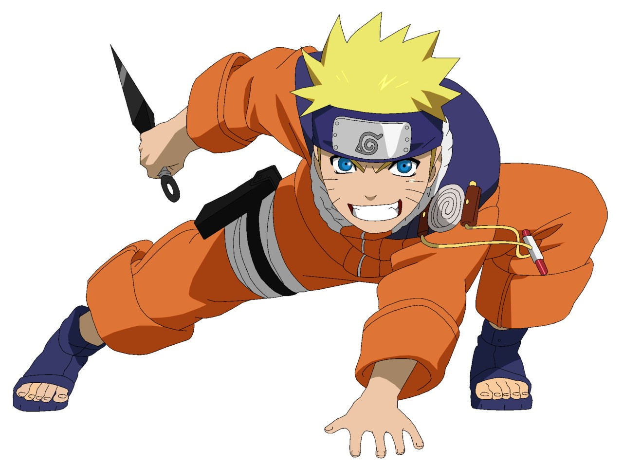 Qui est-ce ? - Naruto