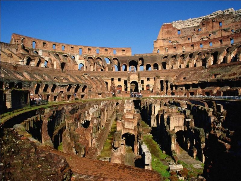 Quelle ville d'Italie a été fondée par Romulus ?