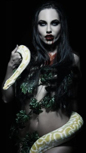 Première femme d'Adam selon la Kabbale, transformée en démone de la luxure, tentatrice de l'adultère et de la fornication ?