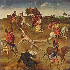 Le supplice remonte à la plus haute antiquité. En France, la cruauté de ce supplice le réservait à des crimes exceptionnellement graves.
