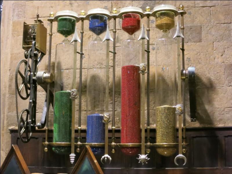 """Avant les derniers points à distribuer, qui gagnait la Coupe des Quatre Maisons dans """"Harry Potter 1"""" ?"""