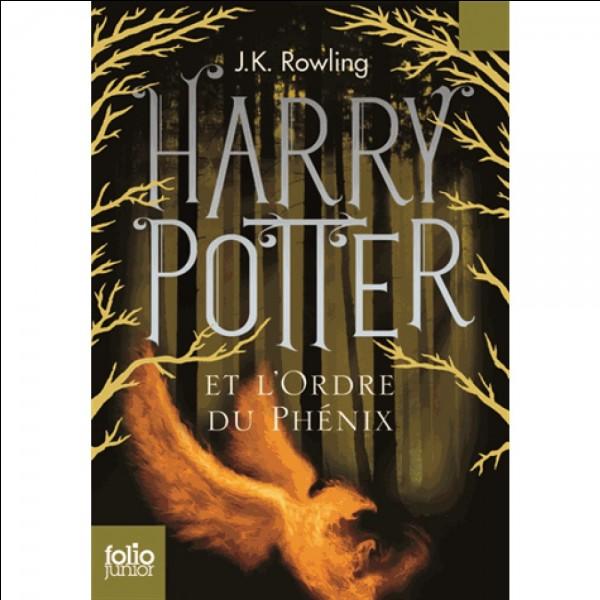 """Combien de pages y a-t-il dans """"Harry Potter 5"""" ?"""