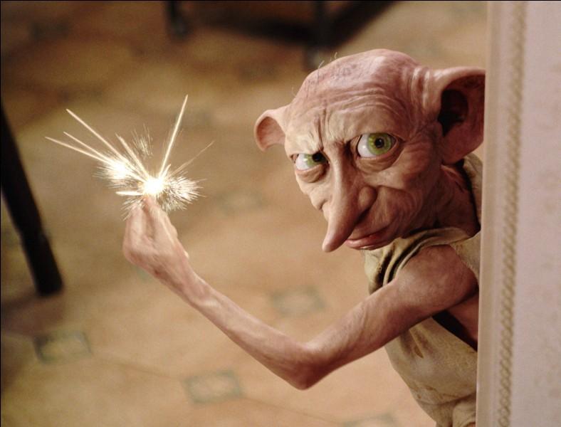 """Dans """"Harry Potter 2"""", Dobby sert une famille.Laquelle ?"""
