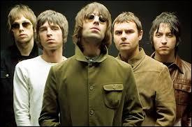 """Noel Gallagher a dit : """"Je suis le cerveau du groupe. Liam est le crétin de la bande. Et les trois autres sont les trois autres."""" Quel est ce groupe ?"""