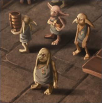 Une amie te propose de te donner son elfe de maison. Qu'en penses-tu ?