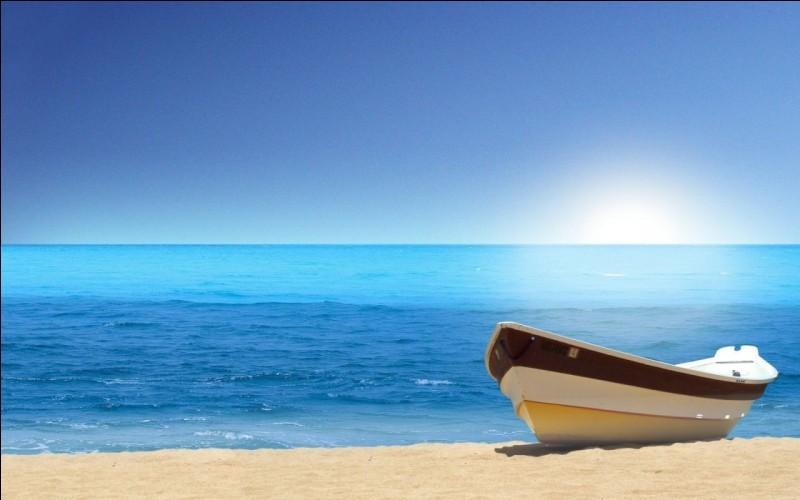 Chanson - Face à la mer