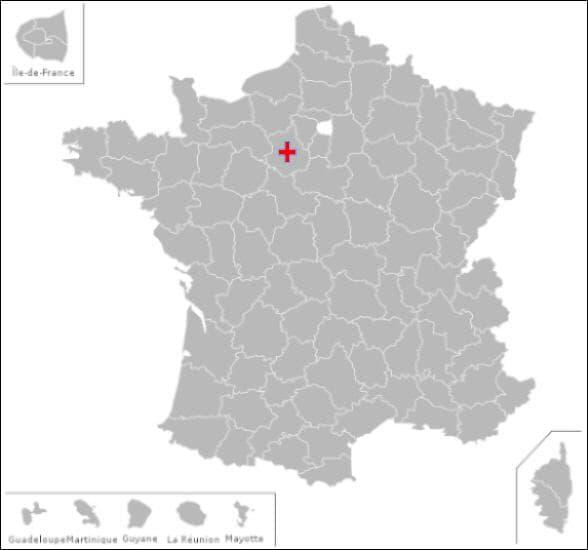 Dans ce département vous pourrez visiter les communes de : Jouy, Umpeau  et  Unverre