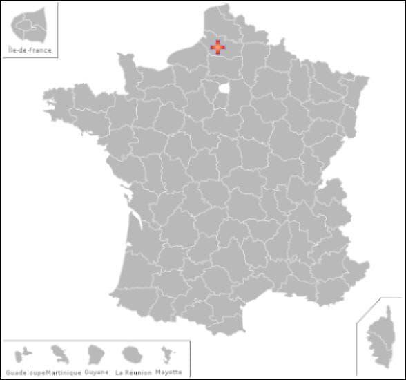 Dans ce département vous pourrez visiter les communes de : Allaines , Belleuse  et  Etalon