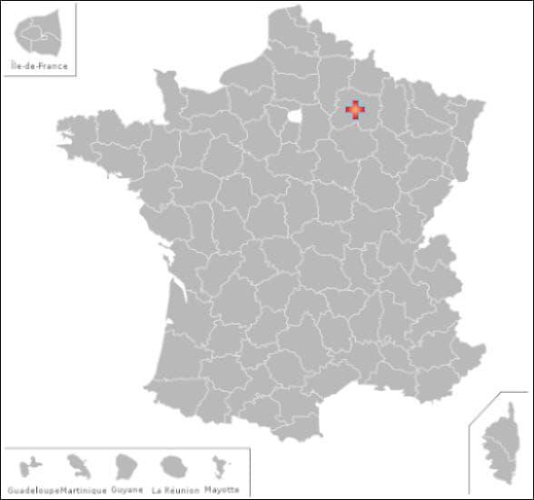 Dans ce département vous pourrez visiter les communes de : Saint Amant sur Fion  et Trécon -