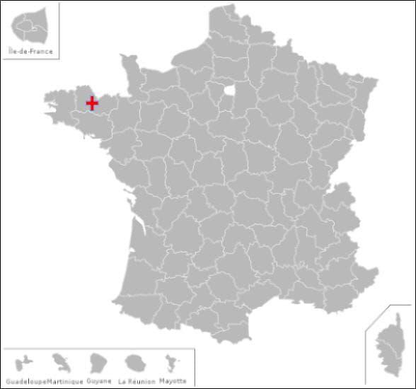 Dans ce département vous pourrez visiter les communes de :La Bouillie, Pabu  et  Plurien
