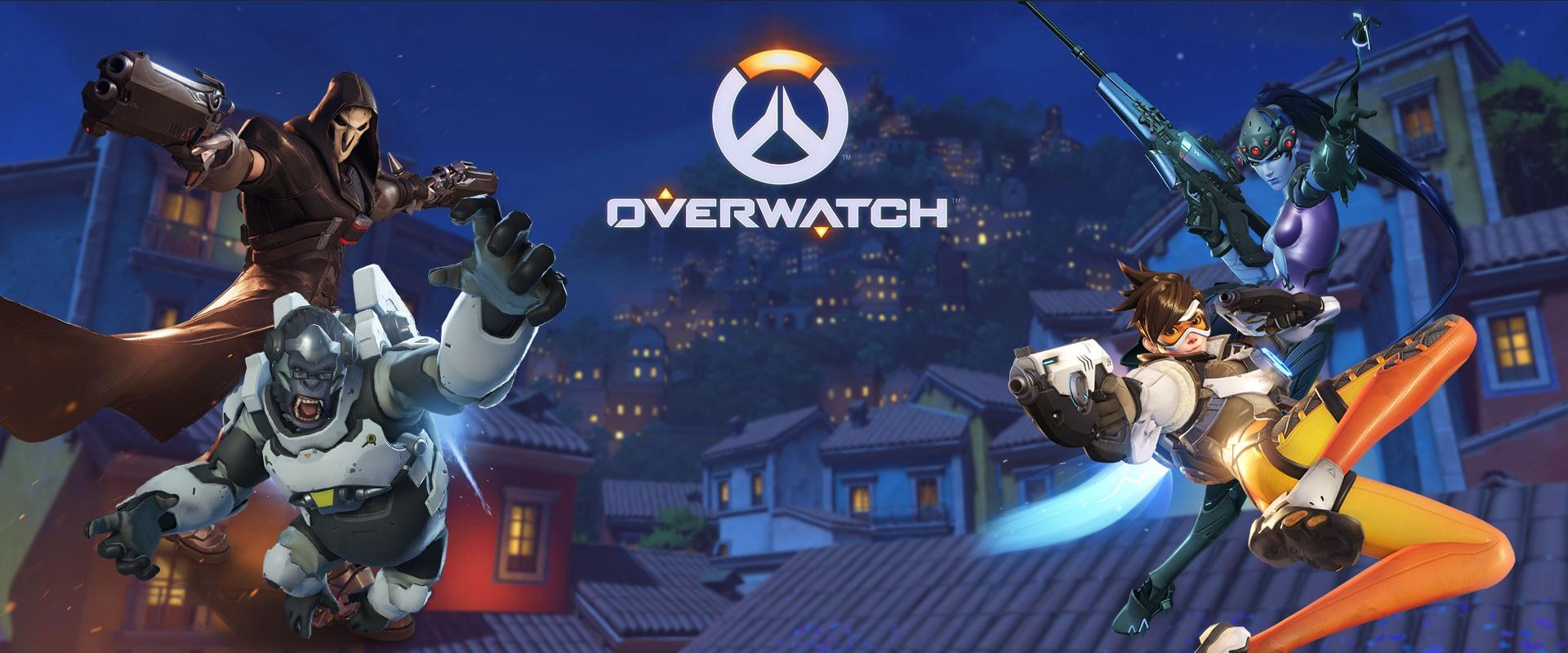 Les héros de 'Overwatch'