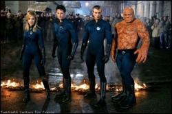 Qui sont les membres des 4 Fantastiques ?
