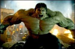 Bruce Banner, alias Hulk, devient un gros monstre tout vert et très énervé quand…