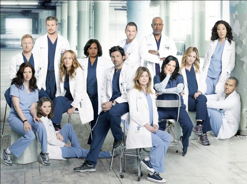 """En quelle année est sortie """"Grey's Anatomy"""" ?"""