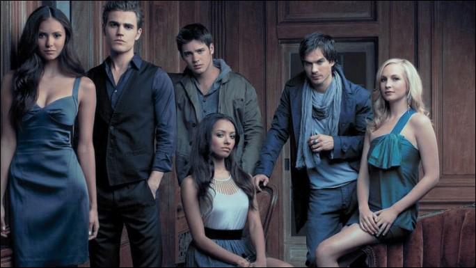 """En quelle année est sortie """"Vampire Diaries"""" ?"""