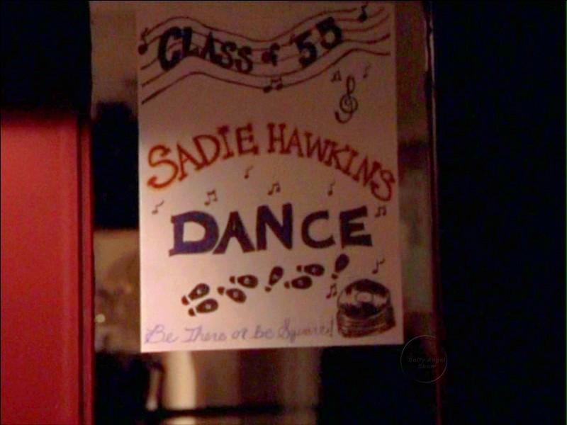 [La Soirée de Sadie Hawkins] : En quoi consiste la soirée de Sadie Hawkins ?