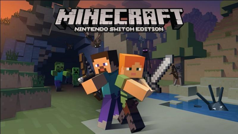 """En quelle année """"Minecraft"""" est-il sorti ?"""