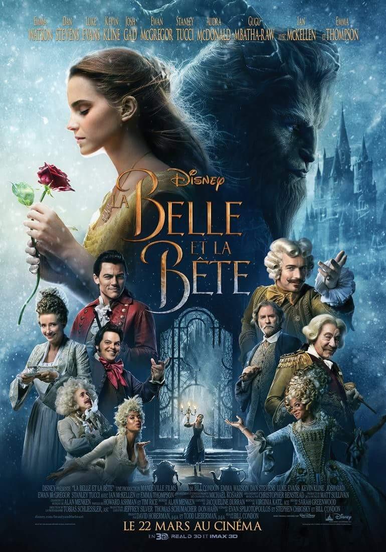 Quel personnage de La Belle et la Bête es-tu ? (film)