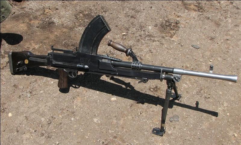Comment s'appelle cette arme britannique ?