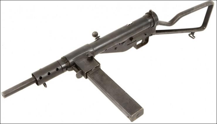 Quelle est l'arme la plus utilisée par la Résistance intérieure ?