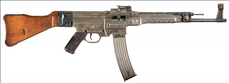 Quel est le nom de cette arme apparue en 1944 ?