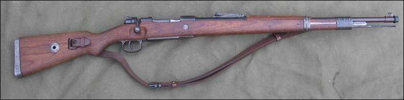 Quelle est cette arme indissociable de l'armée allemande ?