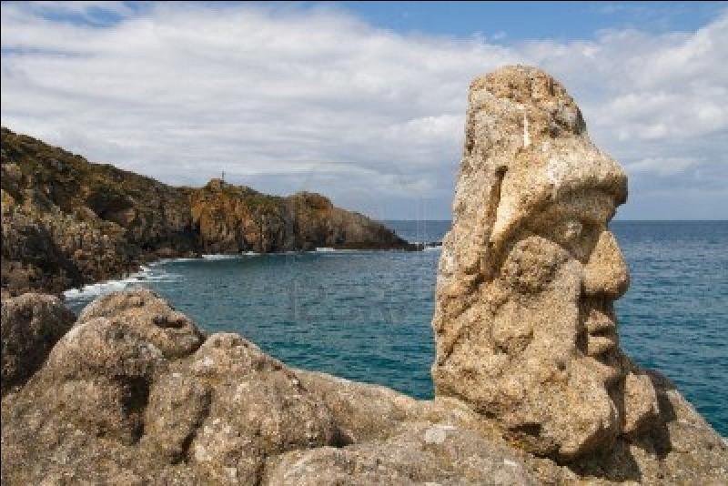 Qu'est-ce qu'ils sont beau ces rochers !