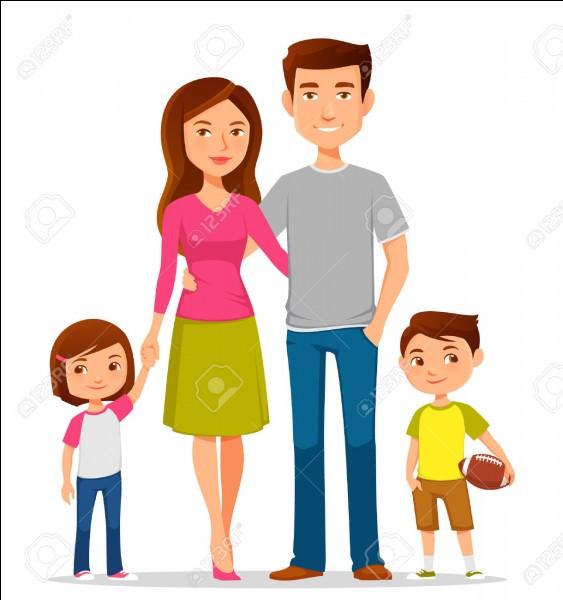 La famille avant tous !