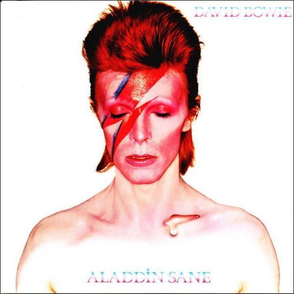 Comment se nomme cet album de Bowie ?