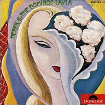 Quel célèbre guitariste se cache derrière cet album de Dereck & The Dominos ?