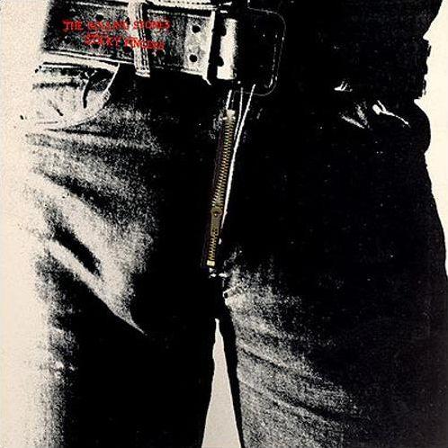 Les pochettes d'albums 60's 70's
