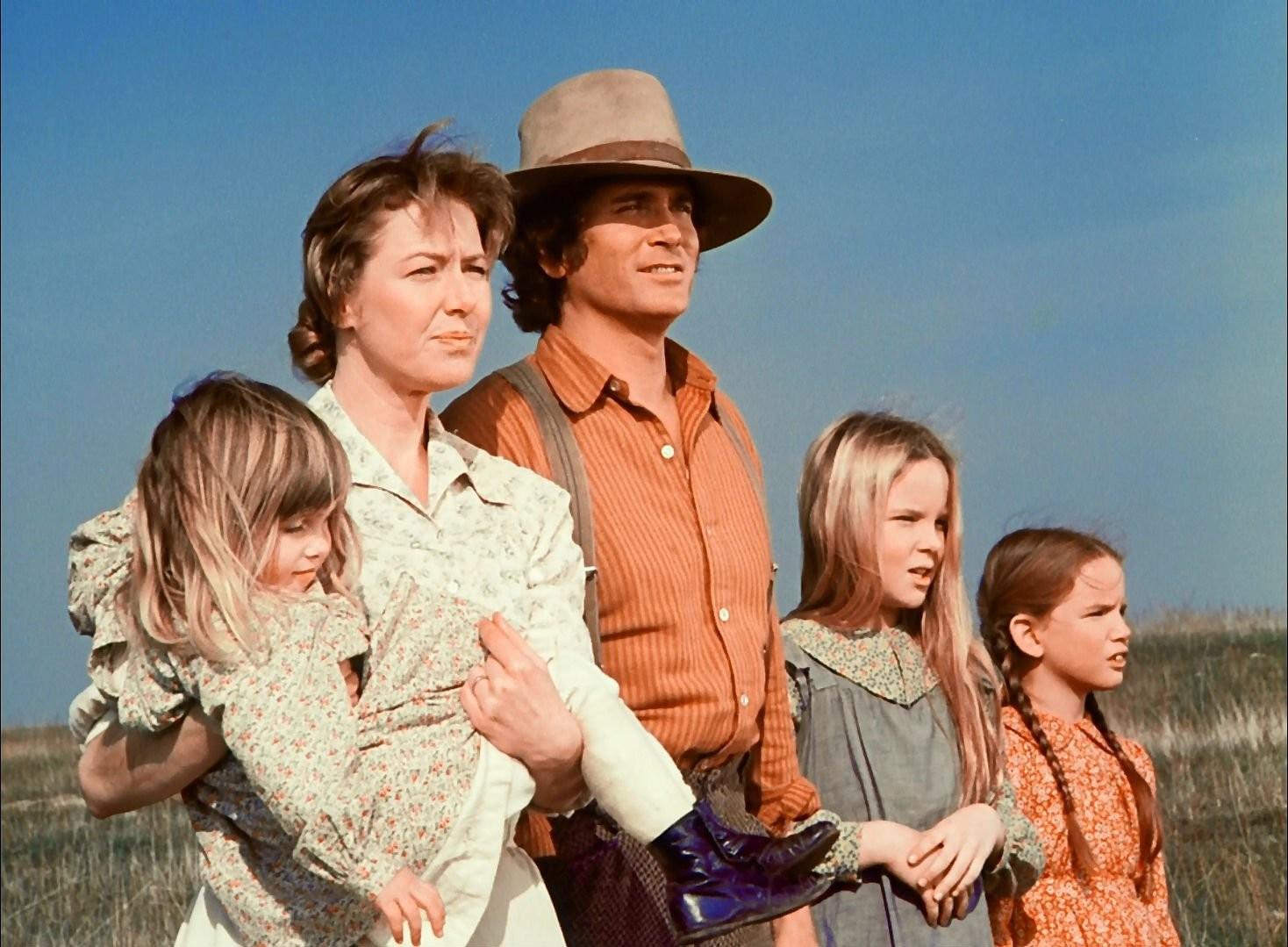 Qui es-tu dans la Petite Maison dans la Prairie ?