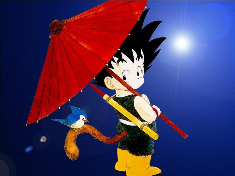 Dans l'arc de l'armée du Ruban Rouge, dans Dragon Ball, quel est le dernier adversaire de San Goku ?
