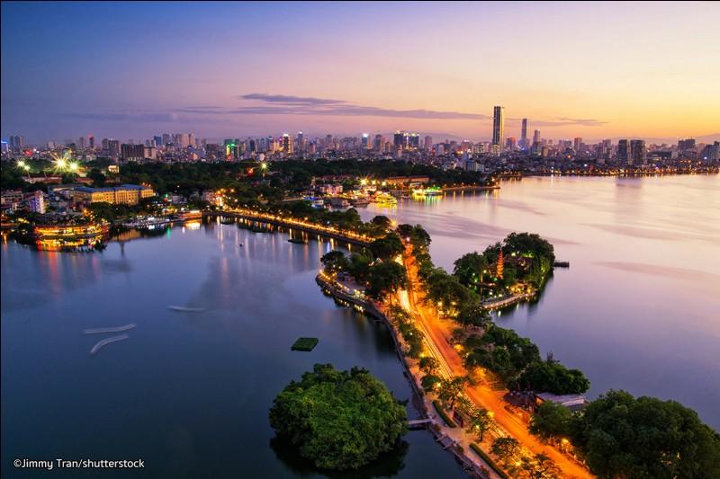 Quelle est la capitale du Viêt-Nam ?