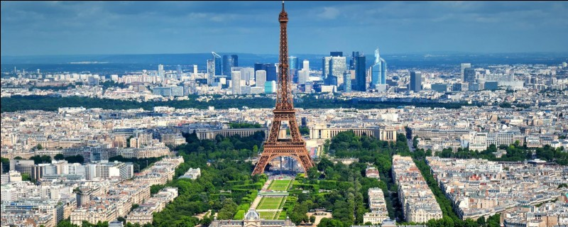 Et pour finir, quelle est la capitale de la France ?