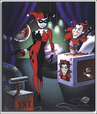 Quel lien entretenait -elle avec le Joker avant de devenir sa complice?