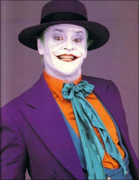 Dans le Batman de Burton quel est le vrai nom du Joker?