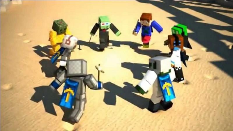 Connais-tu bien ces youtubers Minecraft ?