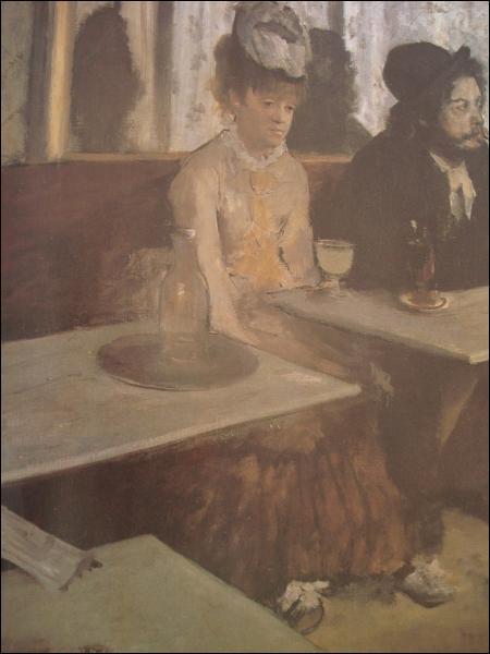 Quel est le titre de cette œuvre de Degas ?