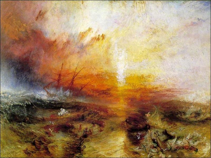 Quel peintre anglais du début du XIXème siècle, considéré comme le père de l'impressionnisme, a peint cette toile ?