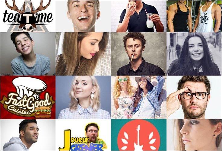 Avec quels youtubeurs pourrais-tu sortir ?