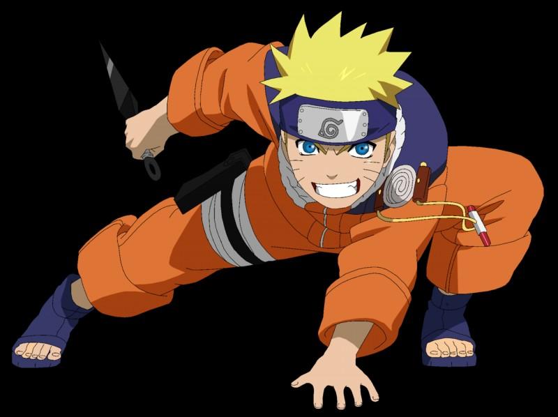 """Naruto est né dans le village nommé """"Komu""""."""