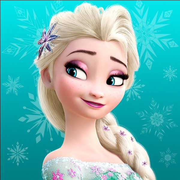 Elsa est la plus vieille des princesses Disney.