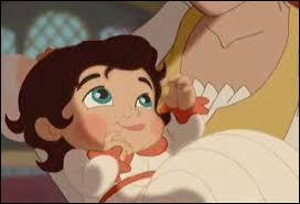 Mélodie est la seule princesse venant de la terre et de la mer.