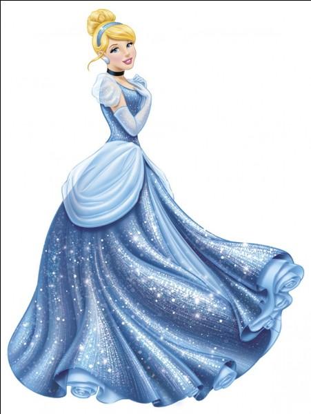 Cendrillon est la troisième princesse à avoir été créée par les studios de Walt Disney.