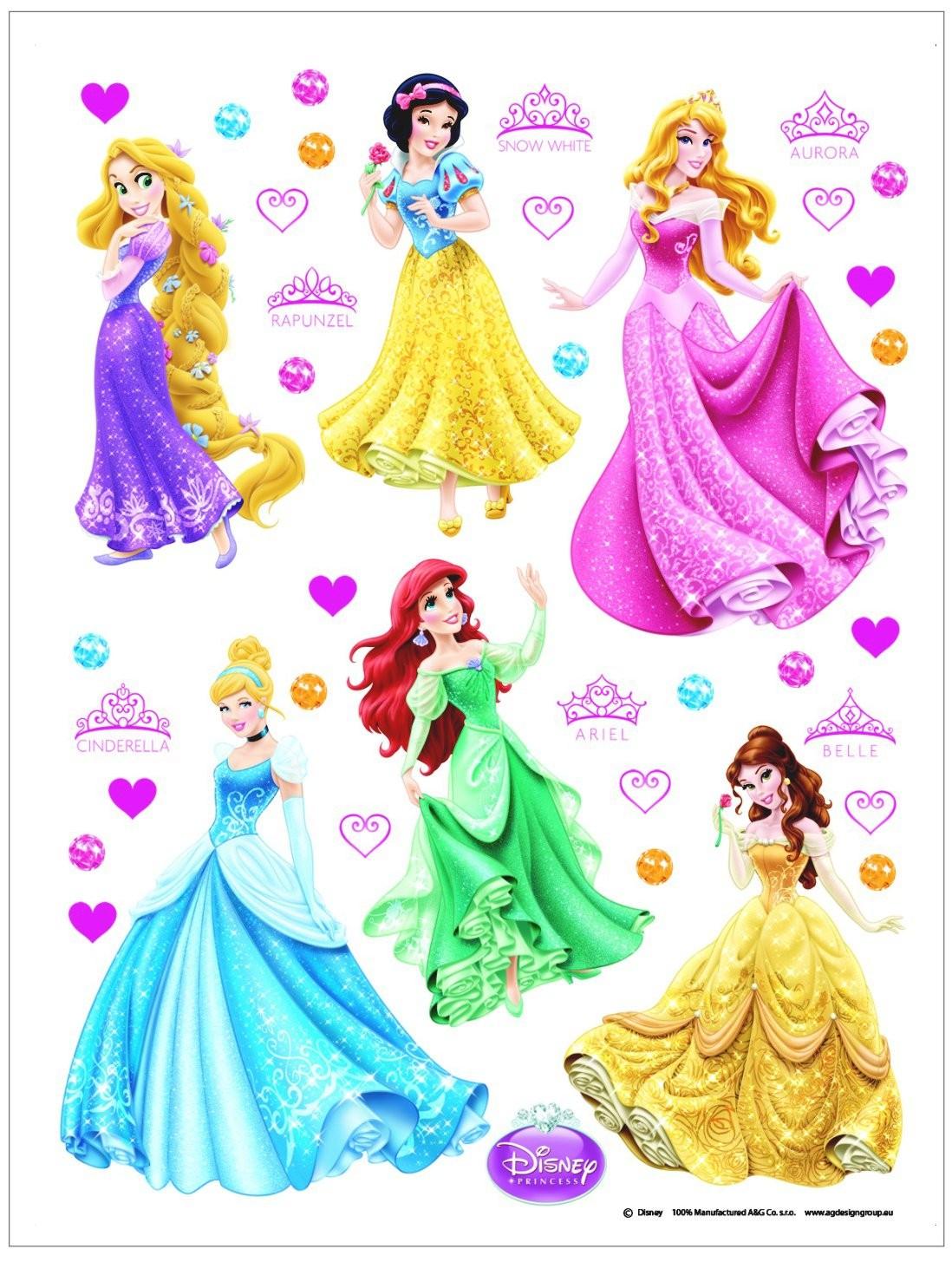 Vrai ou faux ? Les princesses Disney