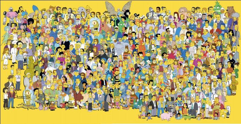 """Quel personnage des """"Simpson"""" aimes-tu le plus ?"""