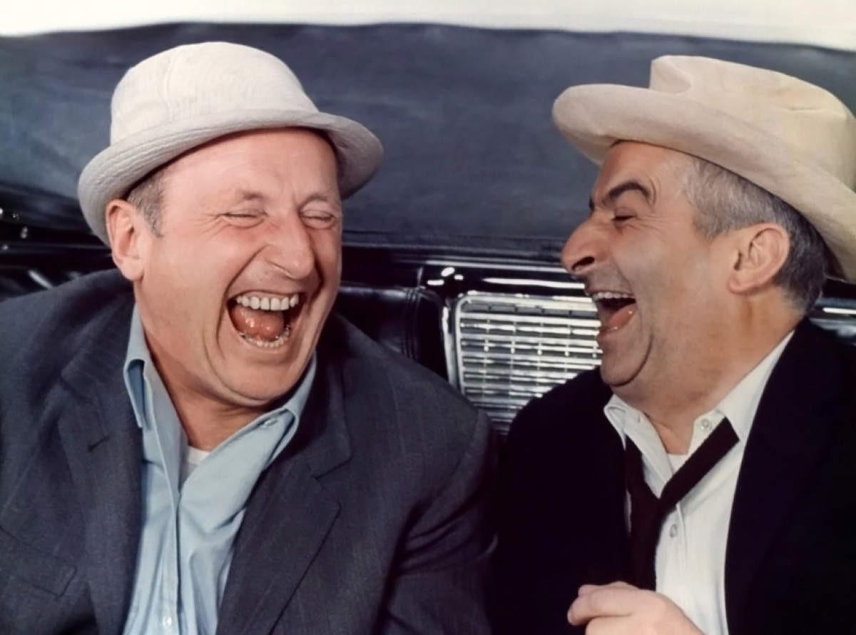 Le rire est le propre de l'homme