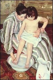 """Qui a peint """"Le Bain"""" ?"""