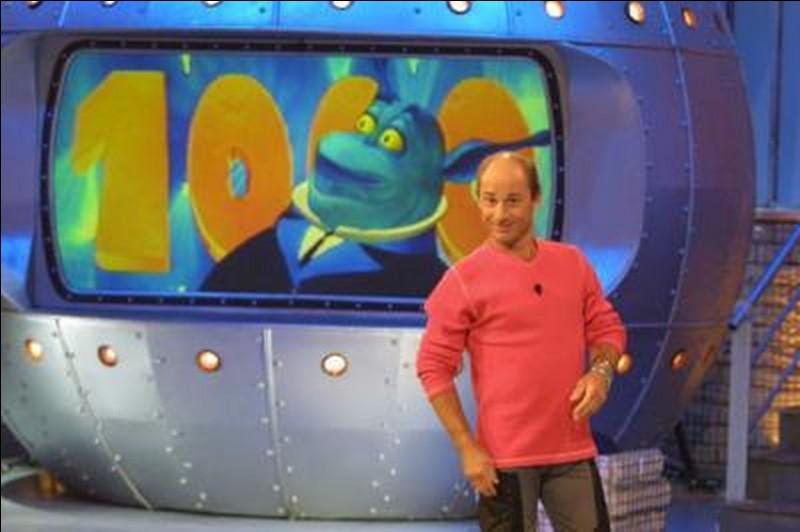"""Qui présentait """"Le Bigdil"""" en 2000 ? (il avait encore des cheveux à l'époque)"""